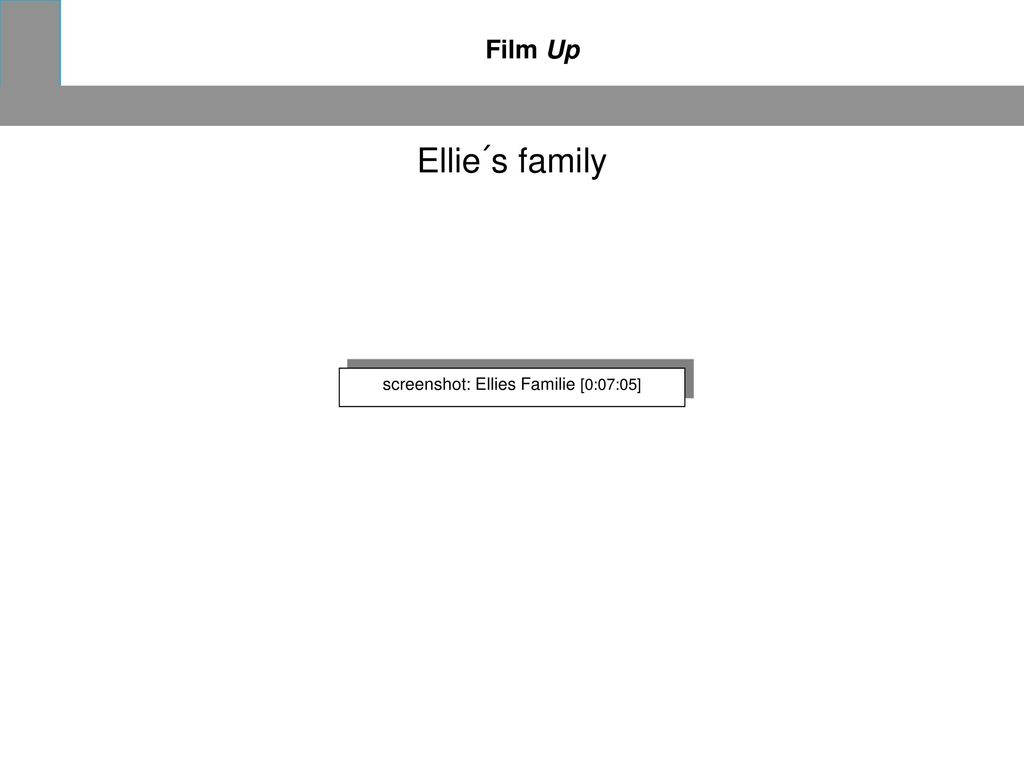 screenshot: Ellies Familie [0:07:05]